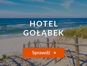 Hotel Gołąbek Łeba