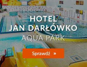 Hotel Jan Darłówko Aqua Park
