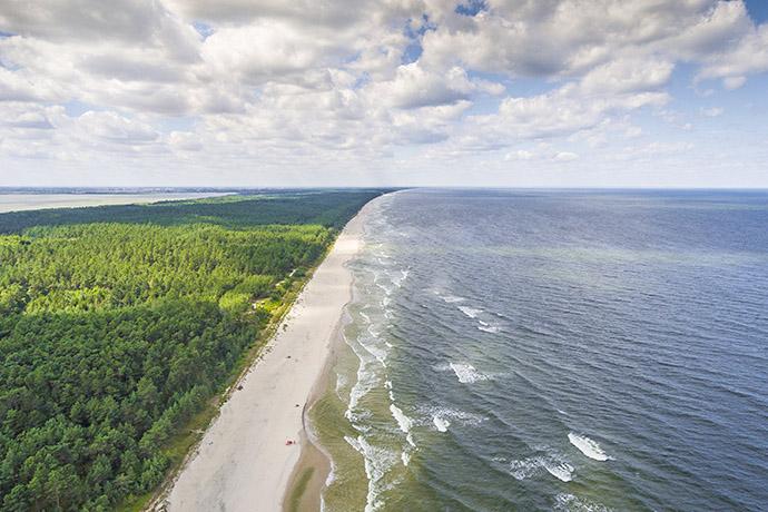 Ranking polskich plaż 2018 - Krynica Morska