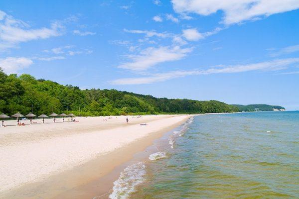 Polskie plaże z Błękitną Flagą 2020 – najczystsze plaże w Polsce