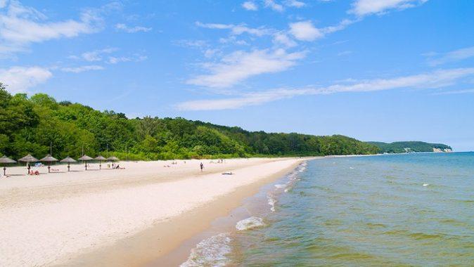 Polskie plaże z Błękitną Flagą 2019 – najczystsze plaże w Polsce