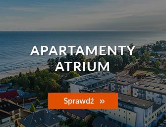 Sarbinowo - Apartamenty Atrium
