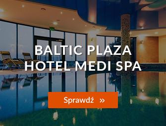 Kołobrzeg - Baltic Plaza Hotel Medi Spa