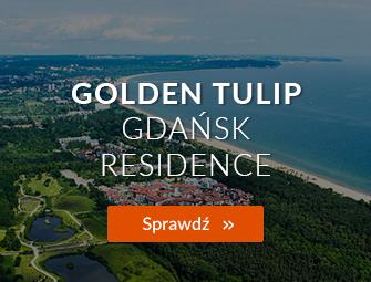 Gdańsk - Golden Tulip Gdańsk Residence