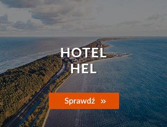 Półwysep Helski - Hotel Hel