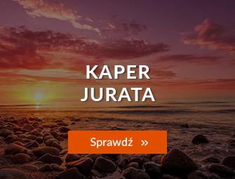 Półwysep Helski - Kaper Jurata