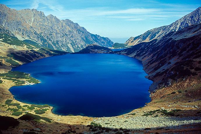 Górskie Jeziora - Dolina Pięciu Stawów