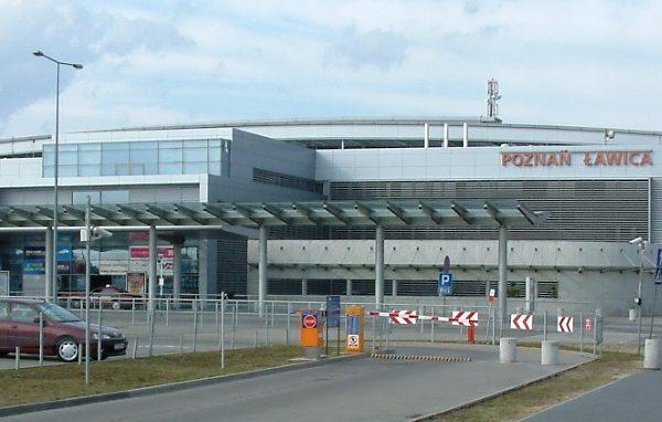 Hotele blisko lotniska w Poznaniu