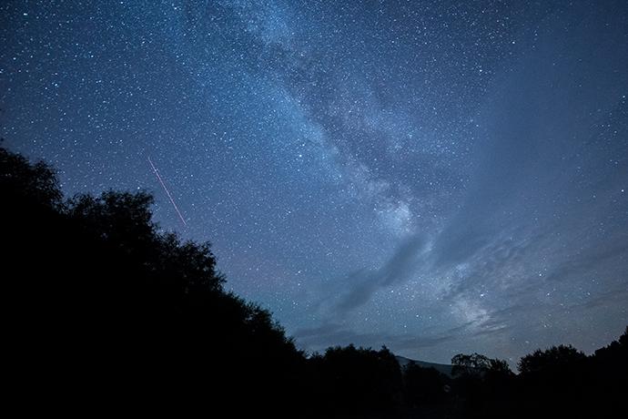 Park Gwiezdnego Nieba - Bieszczady