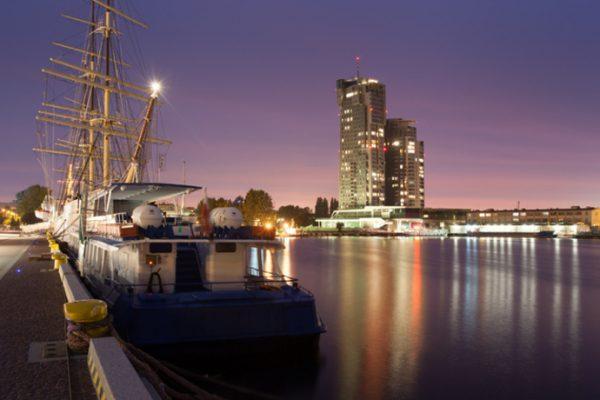 Gdynia – hotele blisko morza