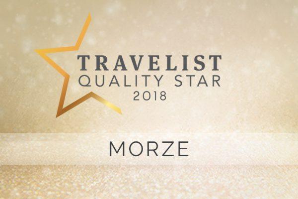 Travelist Quality Star 2018: Najlepsze hotele nad morzem