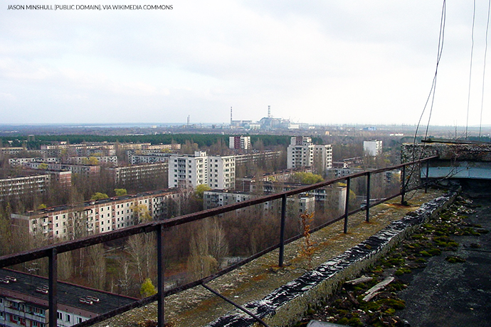 Miasto-widmo - Prypeć