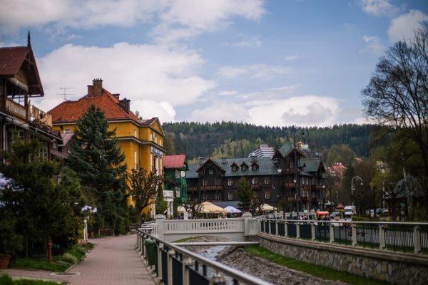 Krynica Zdrój – najlepsze hotele z krytym basenem