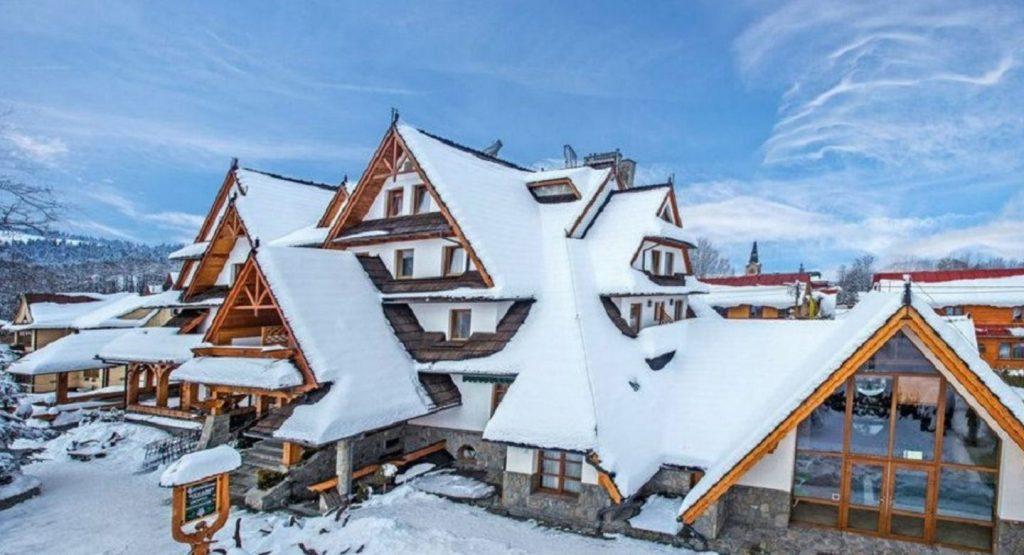 Top 5 Hoteli w Białce Tatrzańskiej