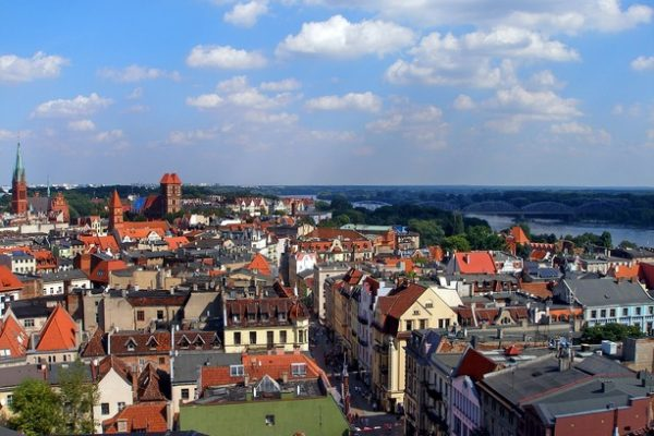 Hotele w Toruniu – w tych miejscach z pewnością wypoczniesz
