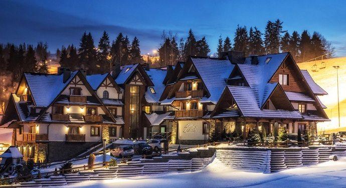 zawrat ski resort białka tatrzańska podhale