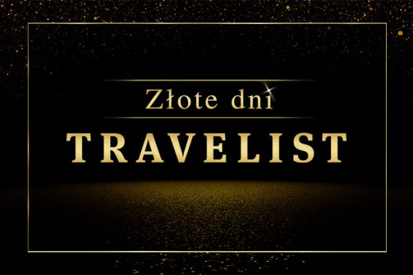 Złote Dni Travelist – 3dninajwiększych wyprzedaży na koniec roku!