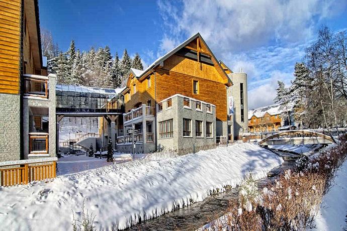 Zwyciezcy 2018 - Czarny Potok Resort
