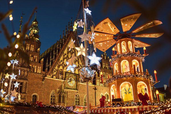 Najpiękniejsze jarmarki świąteczne w Polsce