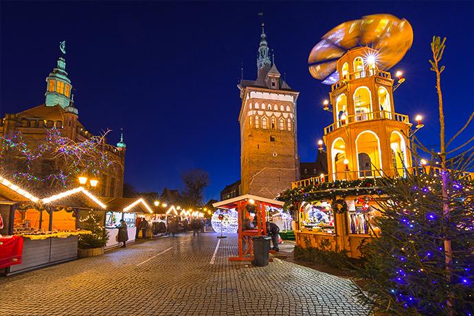 Jarmarki świąteczne - Gdańsk
