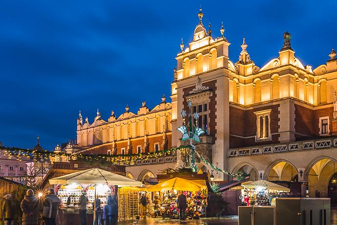 Jarmarki świąteczne 2018 - Kraków