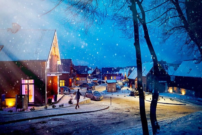 Zwycięzcy 2018 - Osada Śnieżka