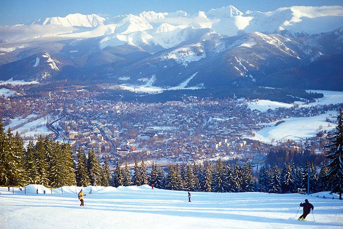 Nowości narciarskie 2018 - Podhale