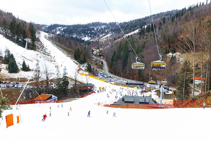 Nowości narciarskie 2018 - Szczyrk