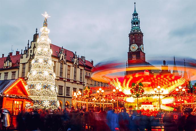 Jarmarki świąteczne 2018 - Wrocław