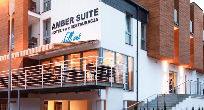 amber suite międzywodzie wybrzeże