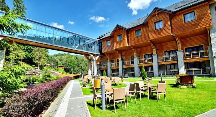czarny potok resort spa beskidy