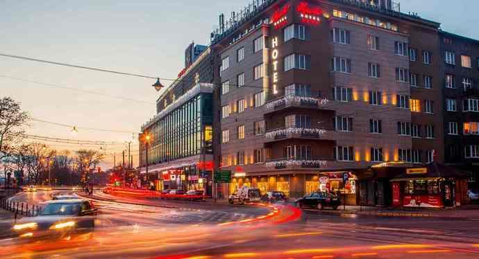 Hotel Kossak w Krakowie - czterogwiazdkowy hotel