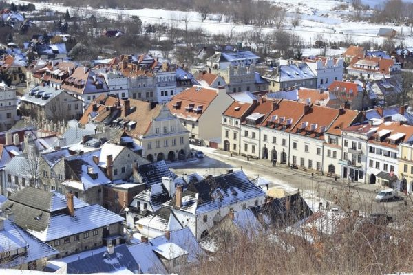 Weekend w Kazimierzu Dolnym – gdzie nocować?