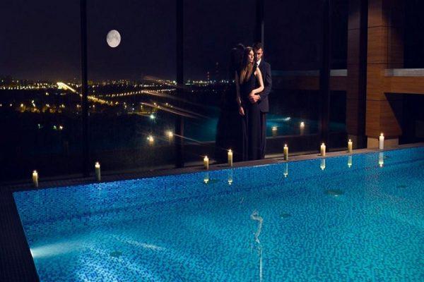Seksowne hotele na Walentynki i nie tylko