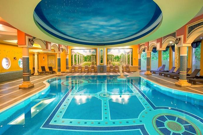 Seksowne hotele w Polsce - hotel na Walentynki w Bielsku-Białej