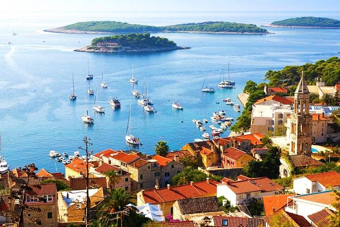 Najpiękniejsze regiony Chorwacji - Szlak 1000 wysp