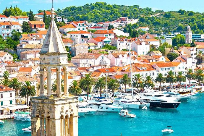 Najpiękniejsze regiony Chorwacji - Dalmacja