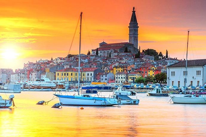 Najpiękniejsze regiony Chorwacji - Istria i Kvarner
