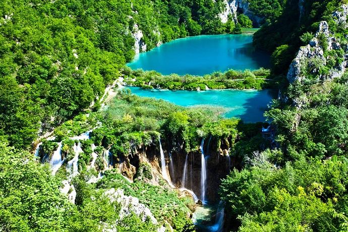 Najpiękniejsze regiony Chorwacji - Lika i Karlovac