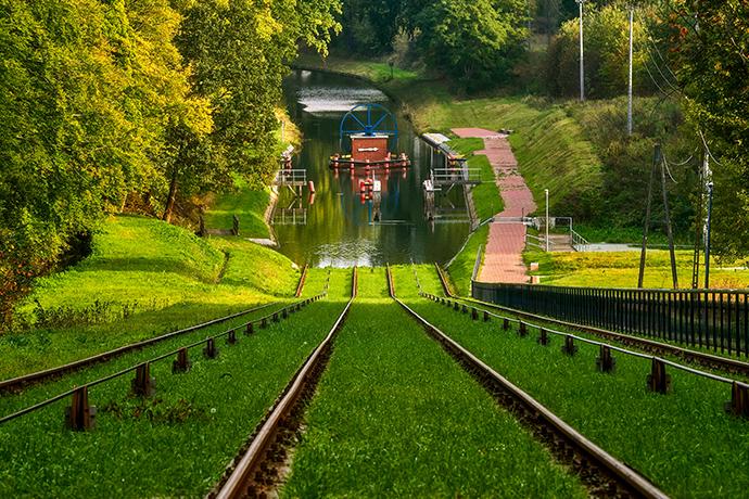 Niezwykłe atrakcje wodne w Polsce - Elbląg, Warmia