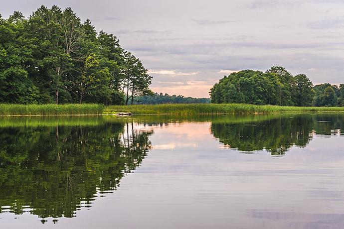 Niezwykłe atrakcje wodne w Polsce - szlak papieski
