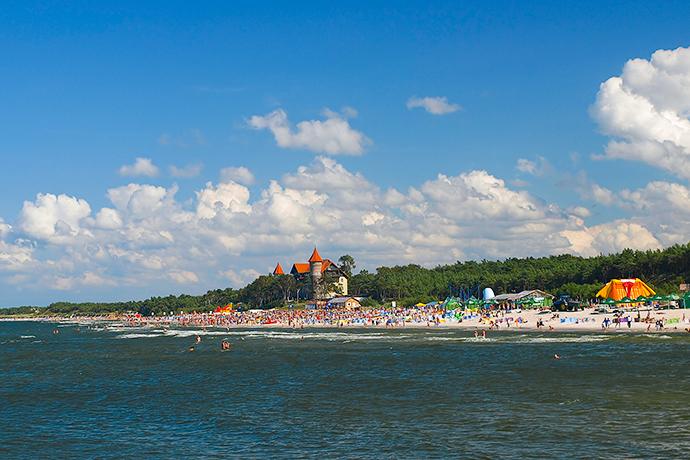 Ranking plaż 2019 - Łeba