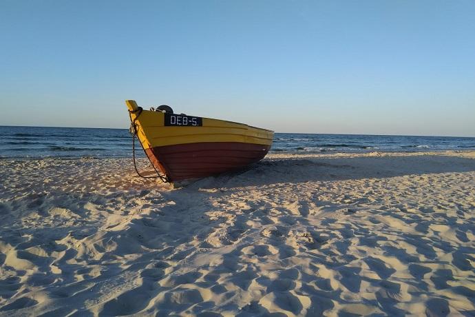 Ranking plaż 2019 - Dębki