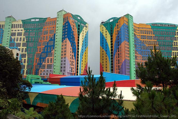 Turystyczne rekordy Guinessa - największy hotel