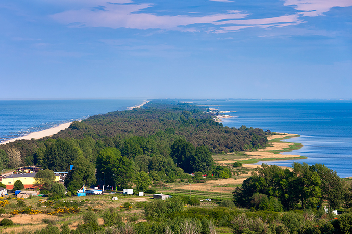 Ranking plaż 2019 - Hel