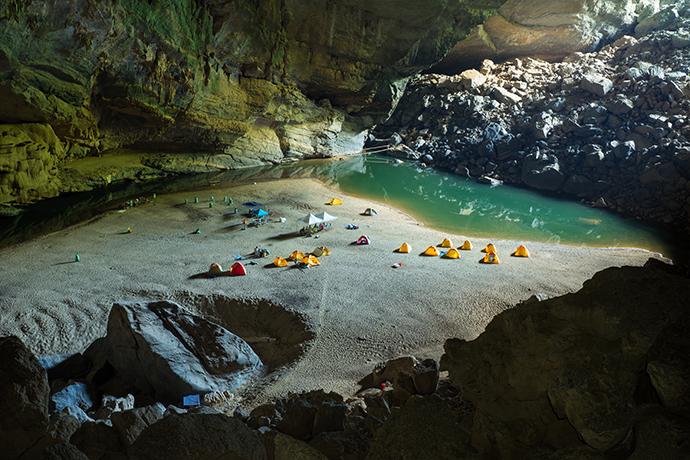 Turystyczne rekordy Guinessa - największa jaskinia