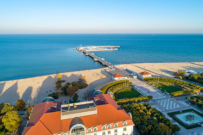 Ranking plaż 2019 - Sopot