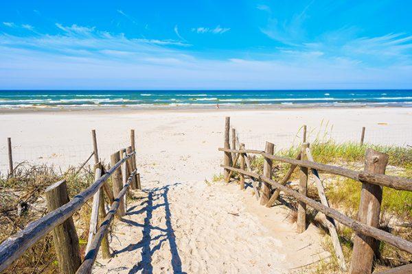 TOP 10. Ranking polskich plaż 2019