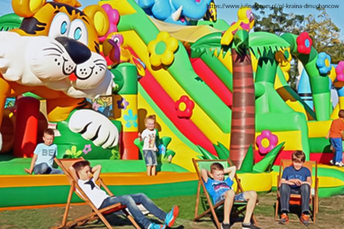 Najlpsze parki rozrywki w Polsce - Julinek