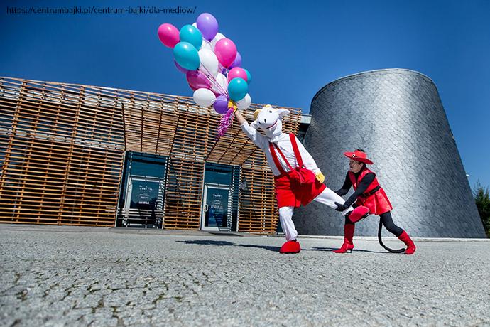 Najlepsze parki rozrywki dla dzieci - Centrum Bajki w Pacanowie